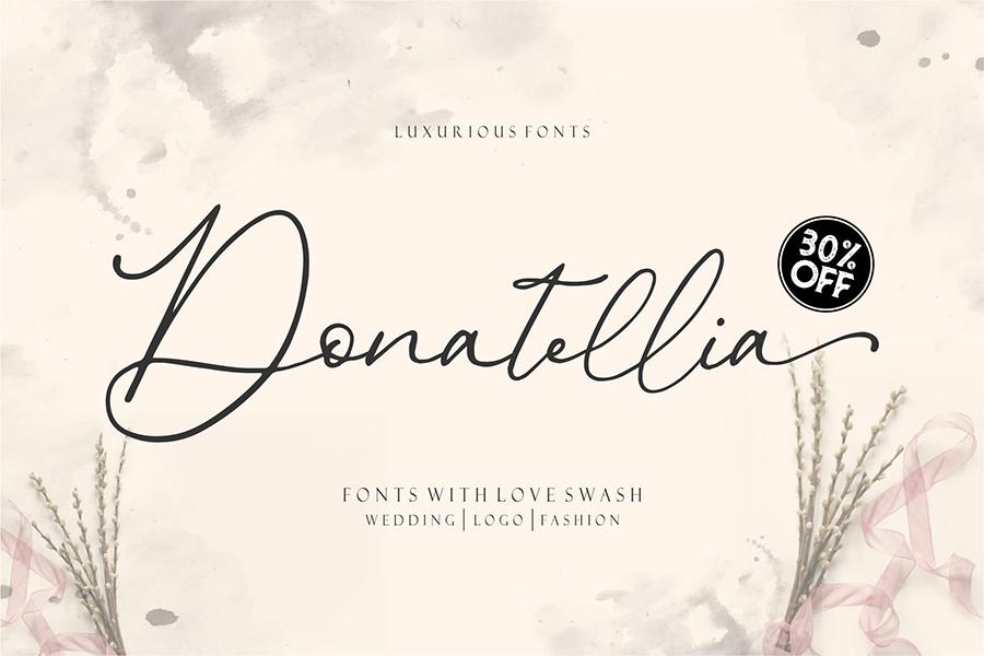 Donatellia Signature Script
