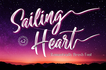 Sailing Heart Script Demo