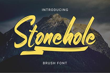 Stonehole Script Free Demo