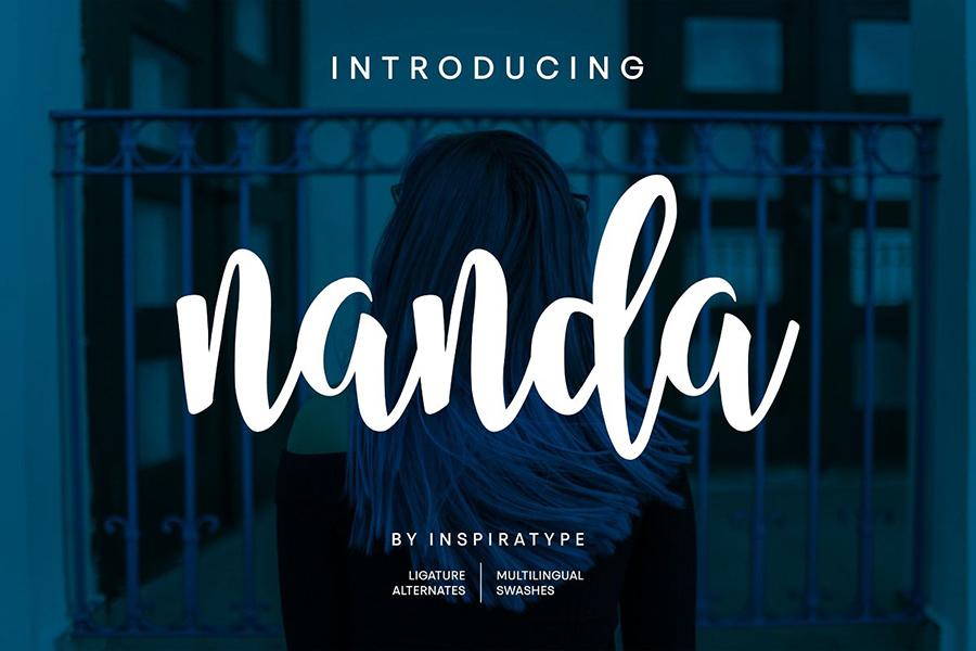 Nanda Script Free Demo