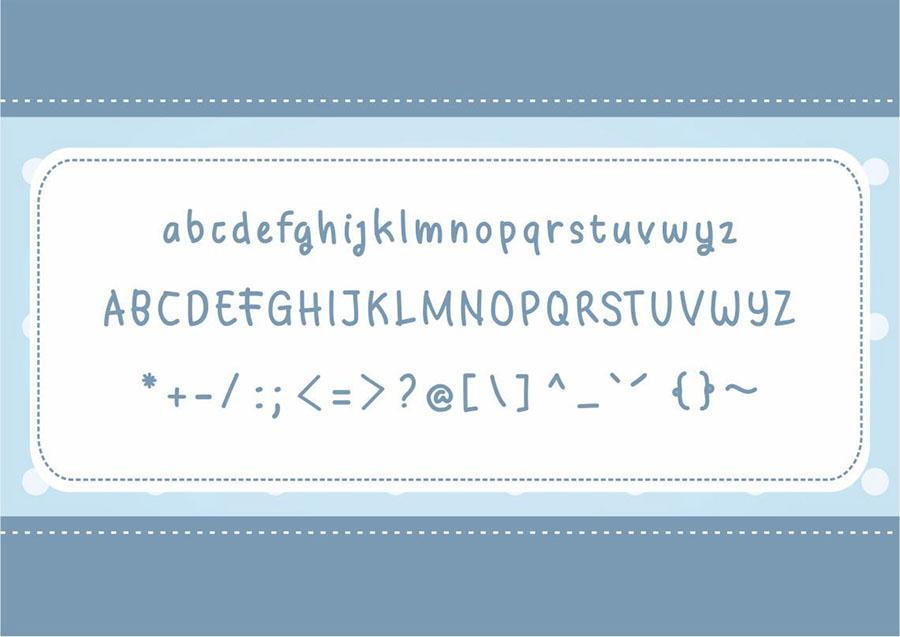 Babyground Free Display Font