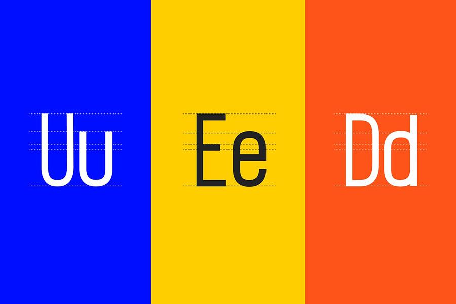 Bael Light Sans-Serif Font