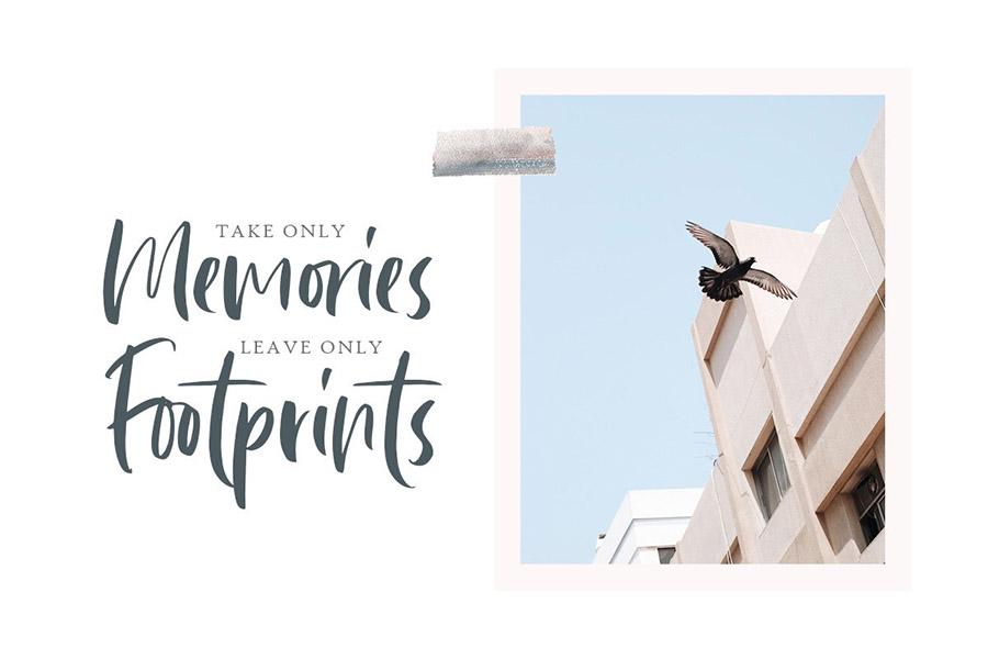Cephalonia Handlettering Font