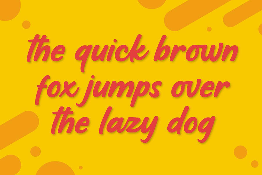 Hoffers Playful Display Font