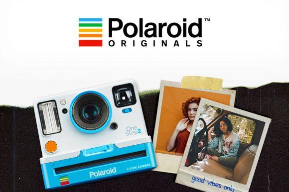 Free Polaroid PSD Mockup