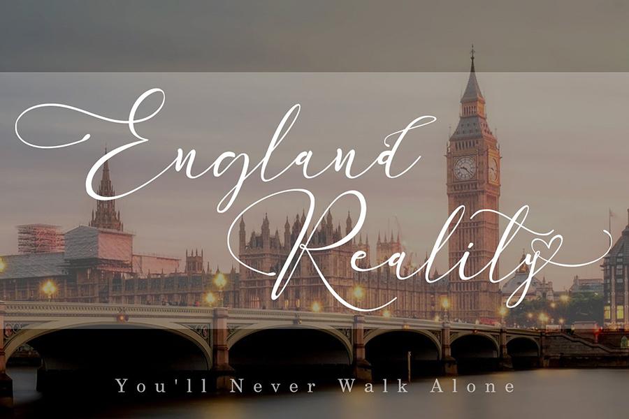 England Reality Script Demo