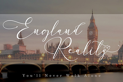 England Reality Script Demo