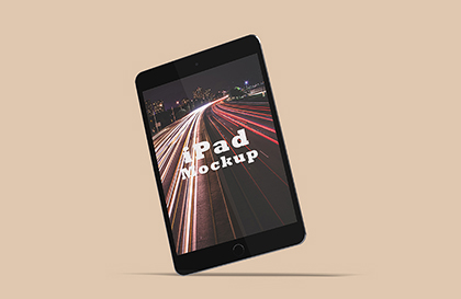 Free Stylish iPad Mockup