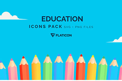 Free Education Icon Pack