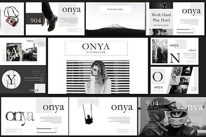 Onya Creative Presentation