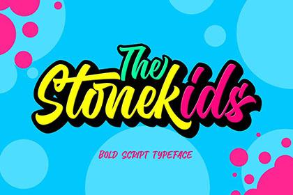 Stonekids Script Free Demo