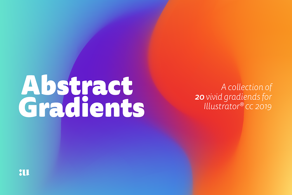 High Resolution Abstract Gradients Freebie