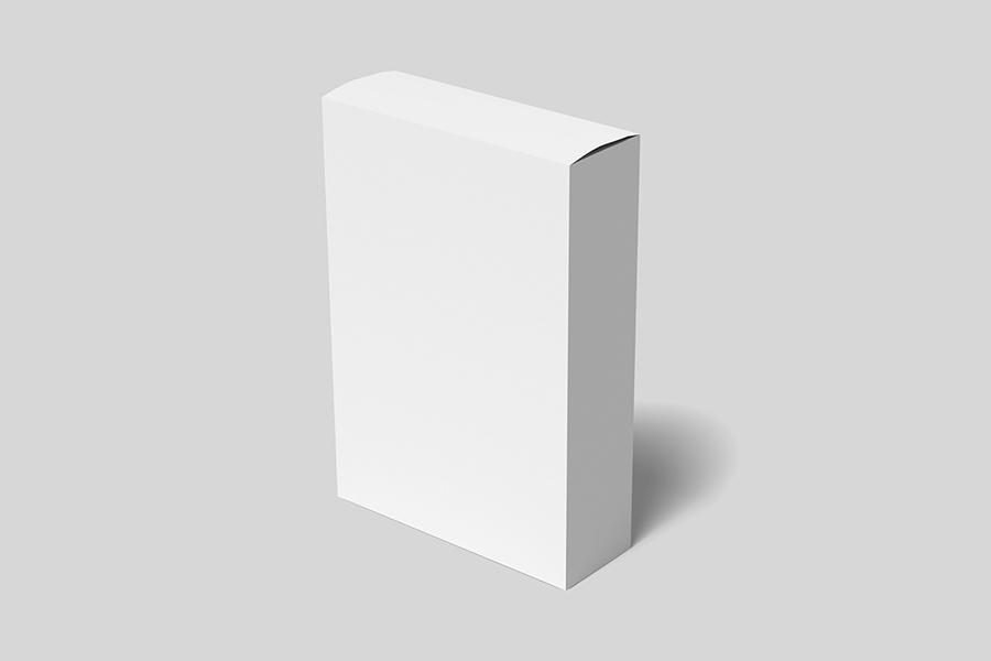 Free Software Box Mockup