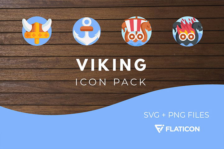 Free Viking Icon Pack