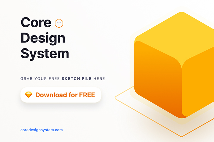 Free Core Design System