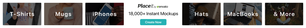 Placeit - Instant Mockup Generator