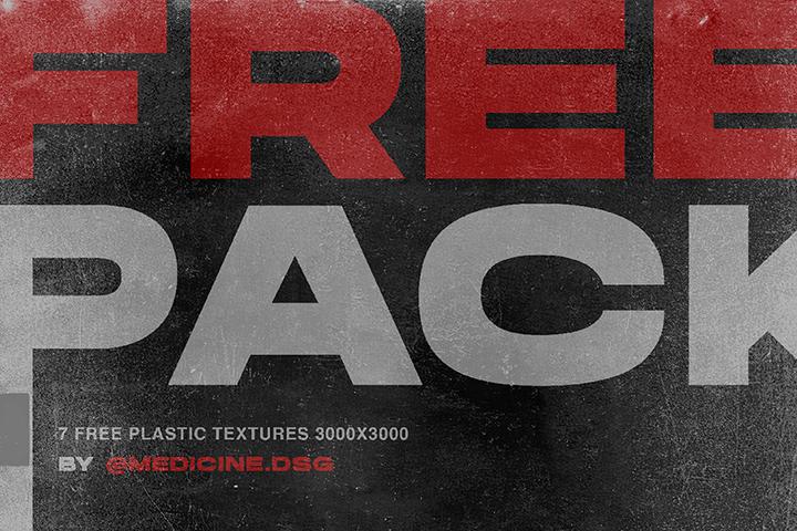 Free Plastic Textures Vol.1