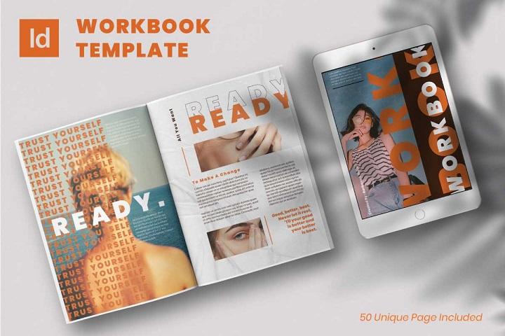 Free Montoya Magazine Template