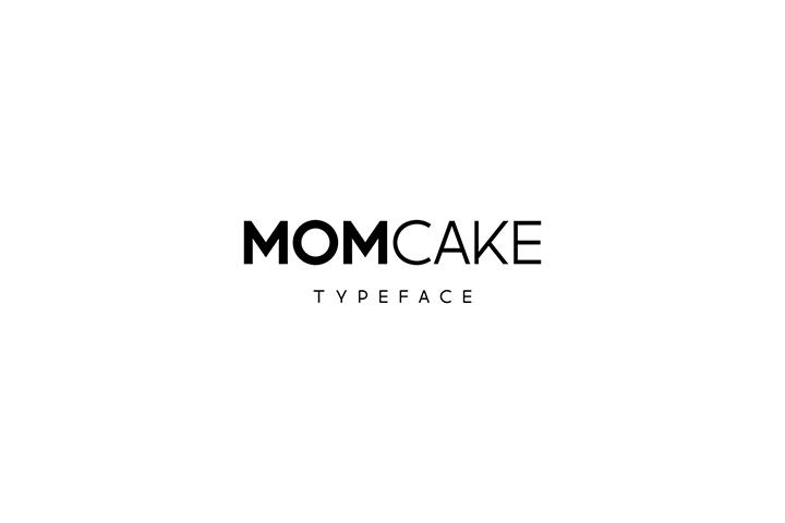 Momcake Sans Free Font