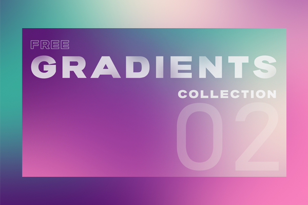 Free Stylish Gradient Pack 2