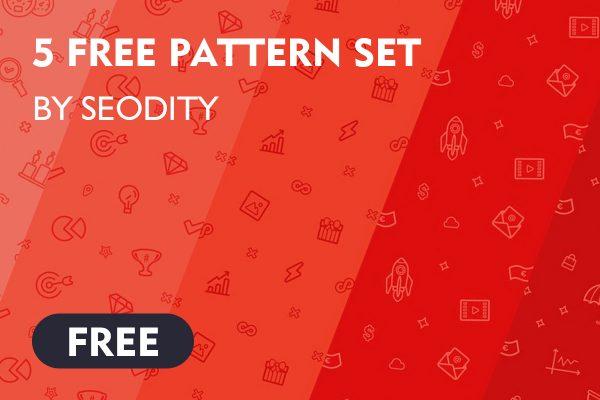 Seodity Free Pattern Set